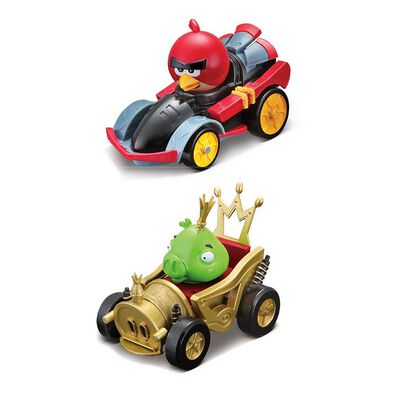 Angry Birds憤怒鳥發聲互動車 - 隨機發貨