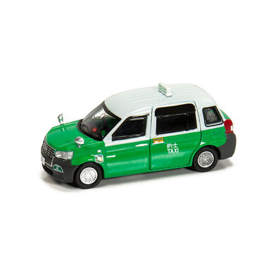 Tiny Toyota Confort Hybrid Taxi(Green)