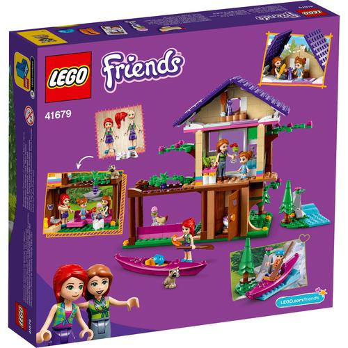 LEGO樂高好朋友系列 森林小屋 41679