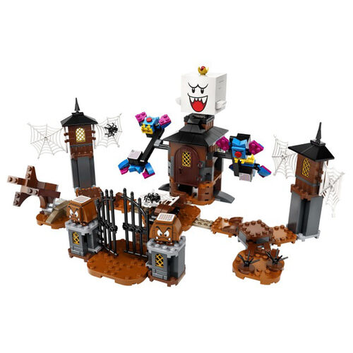 LEGO 樂高超級瑪利歐 King Boo and the Haunted Yard 擴充版圖 71377