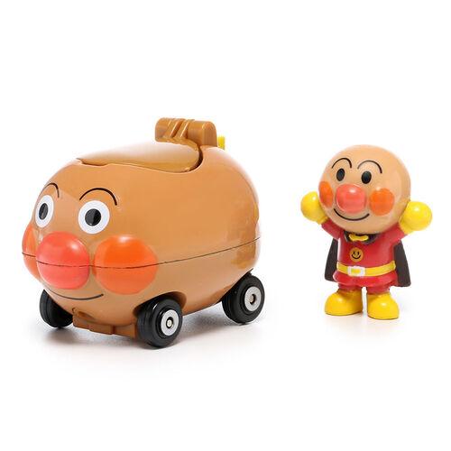 Anpanman麵包超人gogo迷你車-Anpanman麵包超人號