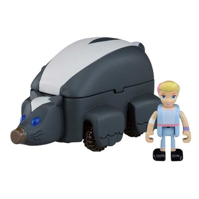 Dream Tomica多美 Ride-On Ts-02 牧羊女寶貝與rv 車