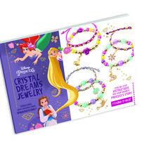 Make It Real 迪士尼公主施華洛水晶配飾手鍊組