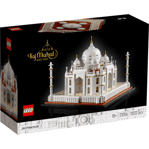 LEGO樂高建築系列 泰姬陵 21056