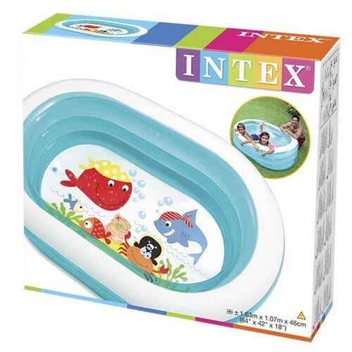 Intex 海盜夥伴水池