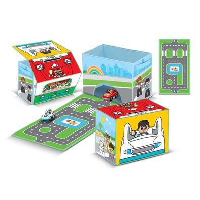 LEGO樂高得寶系列 收納箱