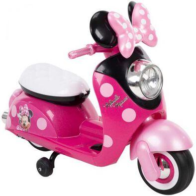 Disney迪士尼 米妮電單車