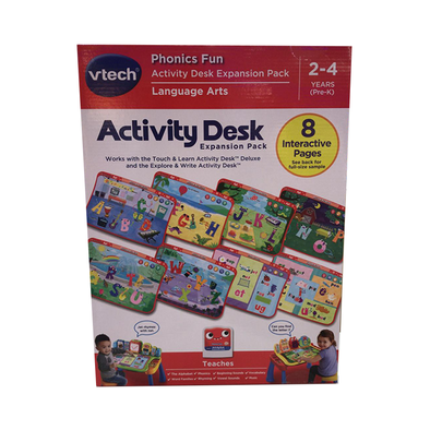 Vtech  All About Me - Card
