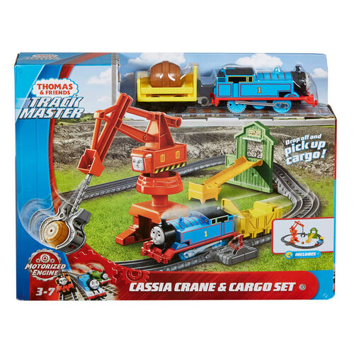 Thomas & Friends Cassia Crane & Cargo Set