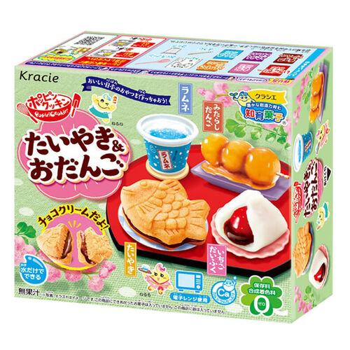 Kracie Foods 知育果子系列 食玩diy鯛魚燒套餐