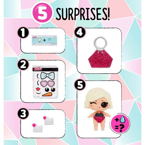 L.O.L. Surprise!驚喜寶貝娃娃&迷你驚喜寵物 - 隨機發貨