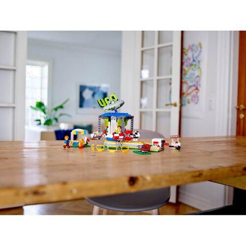 LEGO樂高創意系列 遊樂場旋轉木馬 31095