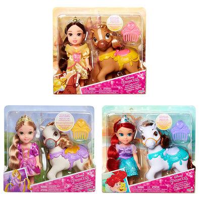 Disney Princess迪士尼公主petite With Pony - 隨機發貨