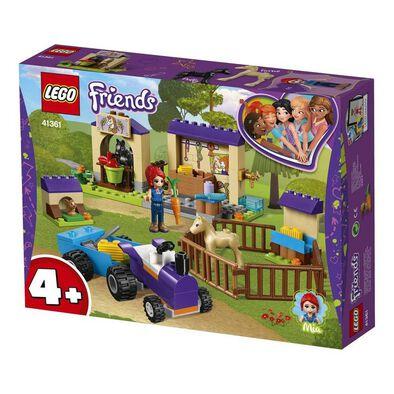 LEGO樂高好朋友系列mia的小馬馬槽 41361