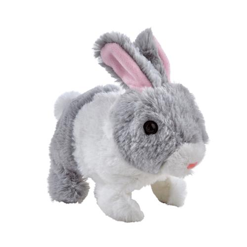 Pitter Patter Pets 電動小兔朋友 灰白色
