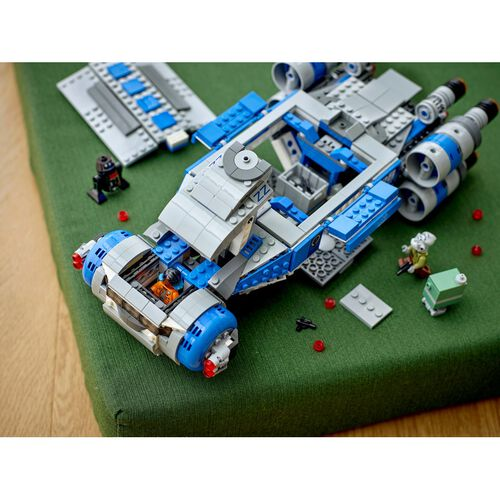 LEGO Star Wars Resistance I-Ts Transport 75293