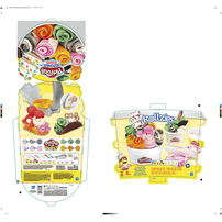 Play-Doh培樂多捲捲雪糕套裝