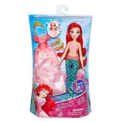 Disney Princess迪士尼公主 海洋風格小魚仙玩偶