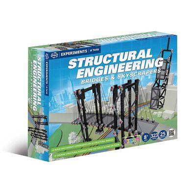 Gigo 科技積木 創新科技系列 —結構密碼- 橋樑與摩天大樓