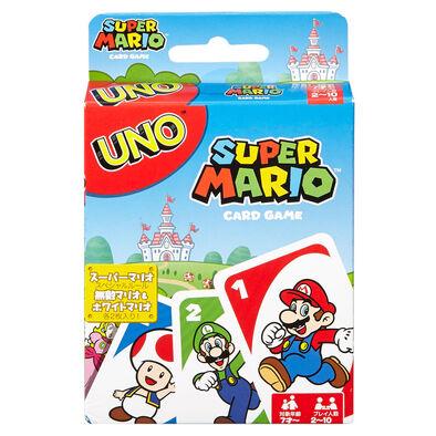 UNO 超級瑪莉奧 (日本版)