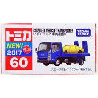 Tomica多美 車仔 Bx060車両運搬車