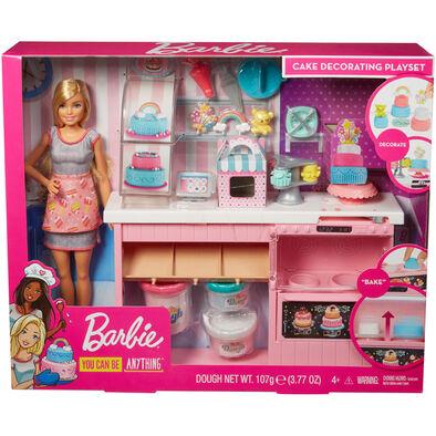 Barbie芭比麵包專門店