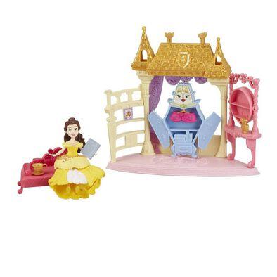 Disney Princess迪士尼公主小娃娃迷你環境 - 隨機發貨