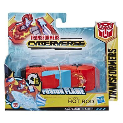 Transformers變形金剛 斯比頓傳奇 1-Step - 隨機發貨