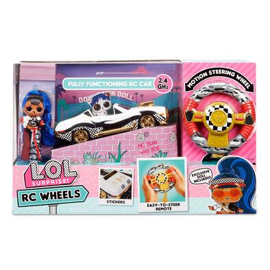 L.O.L. Surprise!驚喜寶貝 Jk娃娃遙控車