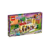 LEGO樂高好朋友系列 心湖城餐廳 41379