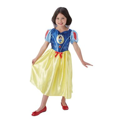 Disney Princess迪士尼公主 白雪公主童話公主裙(L)