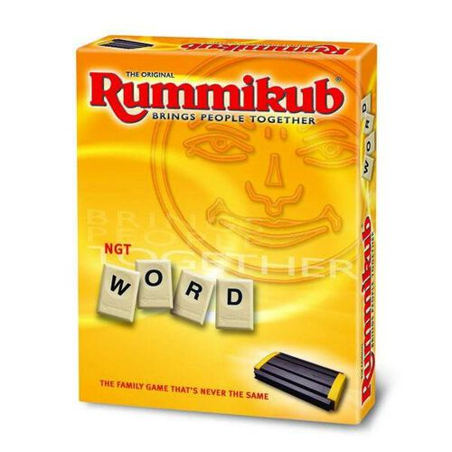 Rummikub魔力橋數字牌遊戲英文拼字旅行裝