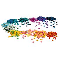 LEGO樂高豆豆系列 DOTS 七彩素材盒 41935