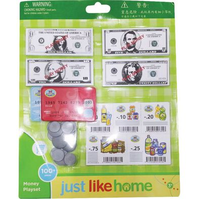 Just Like Home錢幣套裝 隨機發貨