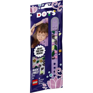 LEGO Dots 魔法森林手環 41917