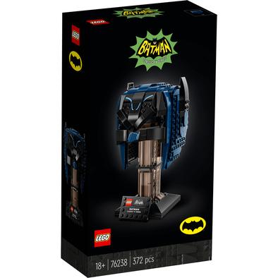 LEGO樂高DC超級英雄系列 Classic TV Series Batman Cowl 76238