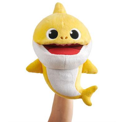 Pinkfong 碰碰狐baby Shark動感音樂手偶