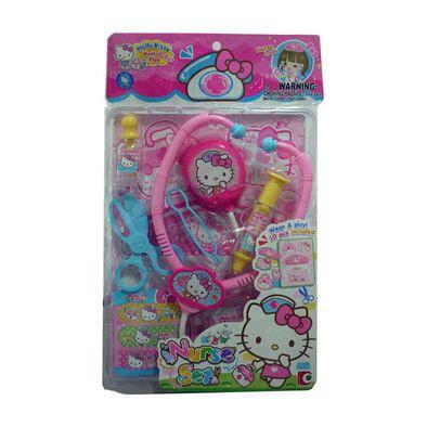 Sanrio Hello Kitty吉蒂貓 可愛小護士套裝
