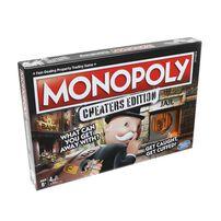 Monopoly大富翁 騙徒行者 香港版