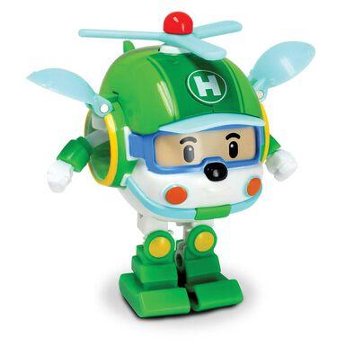 """Robocar Poli救援小英雄波力 迷你3""""變形機械人 (海利)"""