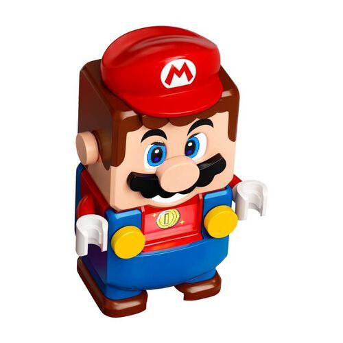 LEGO Super Mario Whomp'S Lava Trouble 擴充版圖 71364