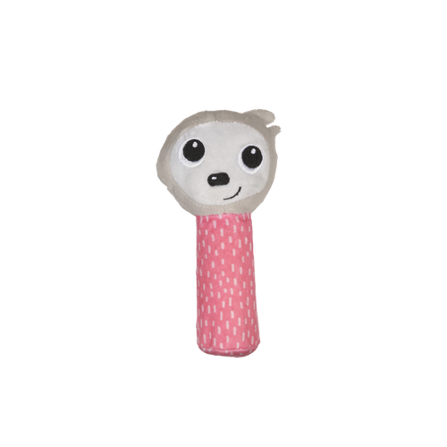 Top Tots Soft Animal Rattle