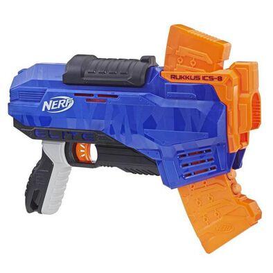 NERF熱火精英系列n-Strike Rukkus Ics-8