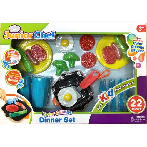 Junior Chef 晚餐套裝