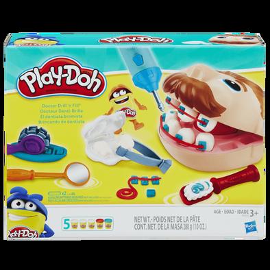 Play-Doh培樂多 我係小牙醫