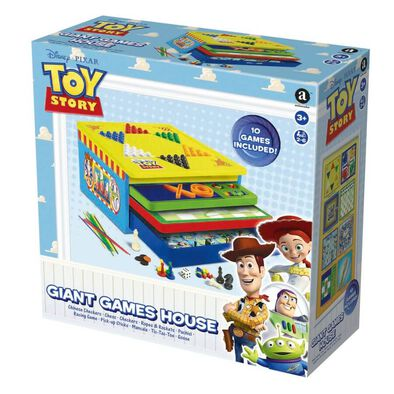 Toy Story反斗奇兵十合一遊戲組合