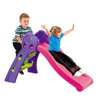 Grow'N Up高思維  3.5呎摺合滑梯 (紫色)