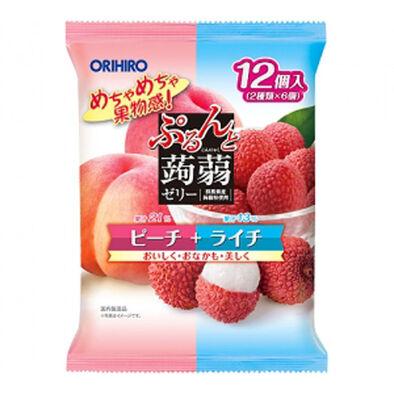 Orihiro Konjak 水蜜桃荔枝蒟蒻