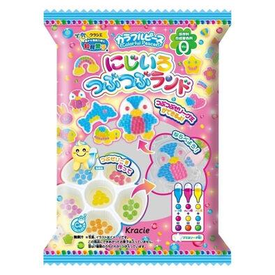 Kracie Foods 知育果子系列 食玩diy彩虹珠珠糖