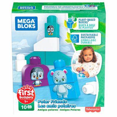 Mega Bloks 美高環保系列大積木-冰雪天地